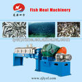 Screw Press-fishe meal plant for sale
