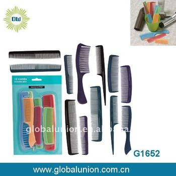 one pound items hair combs and brushes - G1652