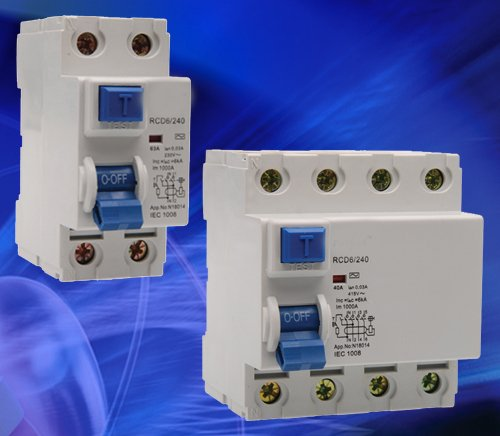 MCB/RCD COMBINATION DEVICE (MECHANICAL)
