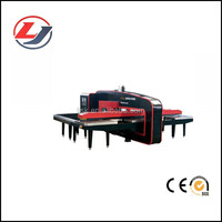 CNC Hydraulic Sheet Metal Processing Punch Press