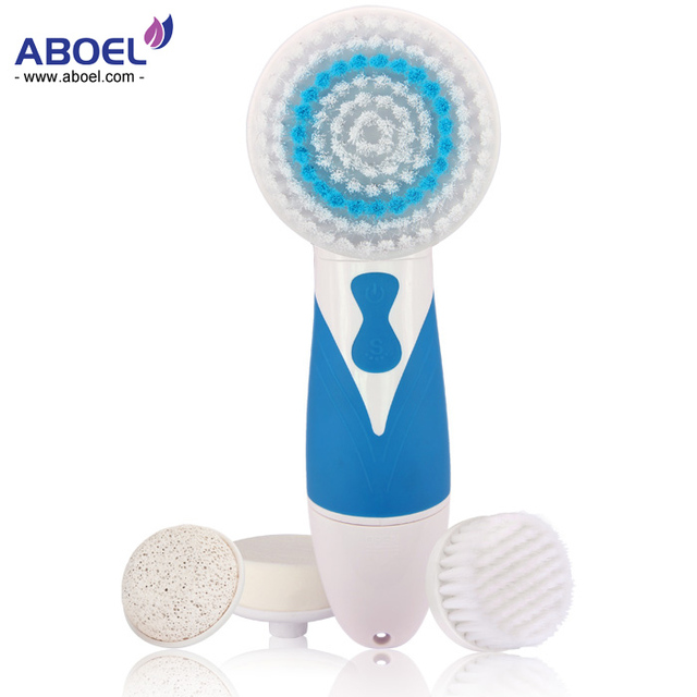 Best Selling Products In America Cosmetic Face Sponge Pumice Stone Silicone Facial Brush