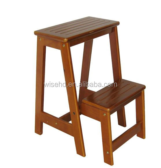 W C 437 3 Step Convertible Wood Ladder Chair Buy