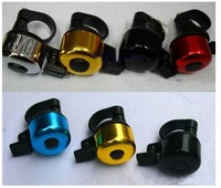 High quality colorful Bicycle Ring Bell Aluminum Bell Sounds Cycling Sport Bike Rings Bells Alarm Horns 1000pcs