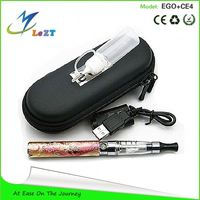 ego CE4 starter kits ego battery CE4 atomizer charger and blister pack