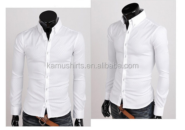 Men casual dress shirt stylish dress shirts for men latest shirt ...