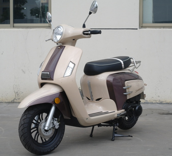 50CC gas scooter EFI scooter Europe 4 vespa scooter