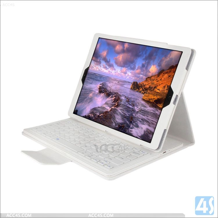 Low MOQ bluetooth keyboard case for ipad pro 12.9 2015 version