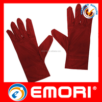free sample custom premium lightweight soft microfiber glove for for jewelry