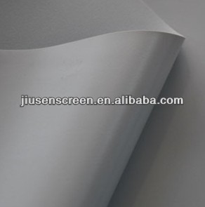 pvc grey screen film for projectior