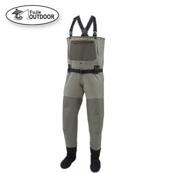 Breathable Fishing Stockingfoot Waders