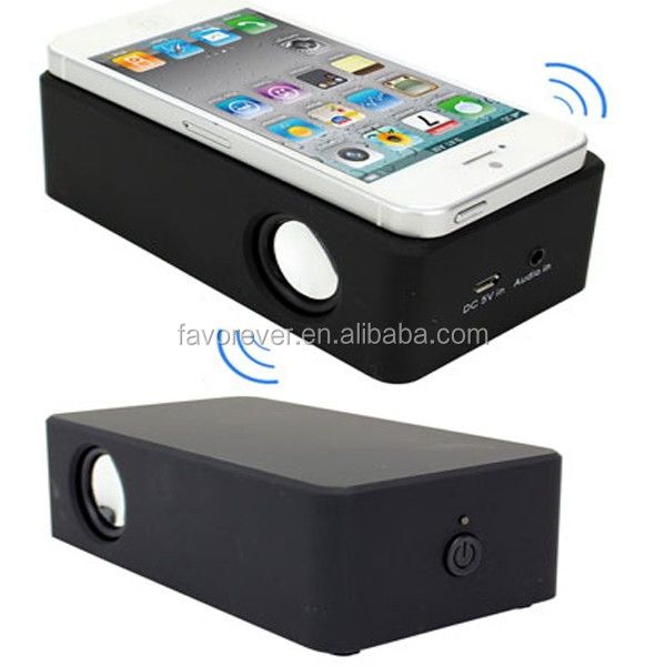 Wholesale Fashion Woofer Wireless Portable Magnetic Induction Loudspeaker