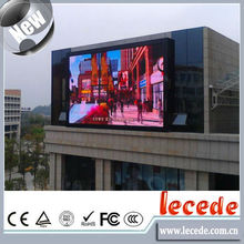 p16 Compare High brightness and well radiating smd LED module outdoor p16 led display