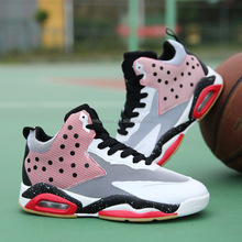 OEM customize high quality basketball shoes