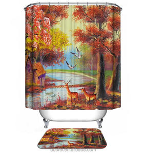 Bright Colored Shower Curtain Suppliers And Manufacturers At Alibaba