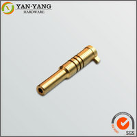 High Quality Precision Small Brass Hardware