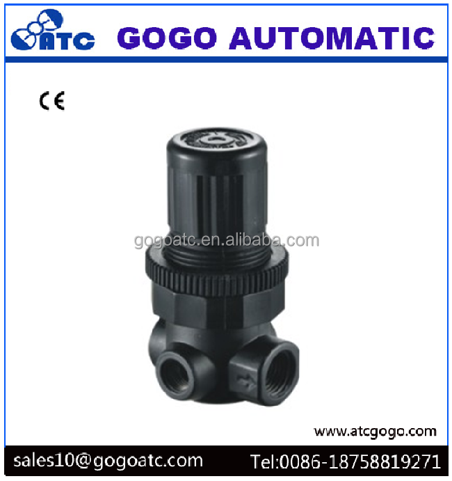 NAR Regulator pressure independent control valve