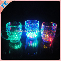 colorful LED light beer cup for party bar,plastic beer cup,led flashing plastic cup