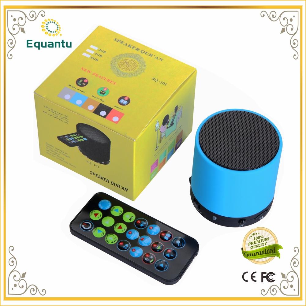 Digital Al Electronic Quran With Tamil Translation Speaker With Remote Control