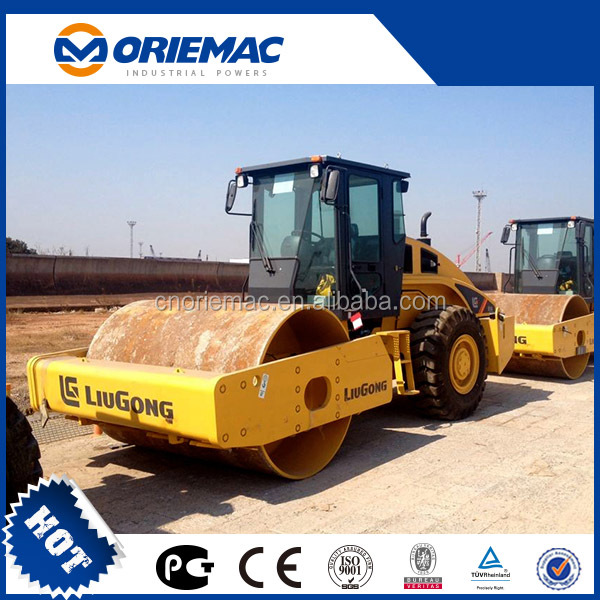 Liugong Road <strong>Roller</strong>/Compactor CLG 614 road <strong>roller</strong> made in oriemac