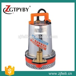 China Manufacturer Hot Sale Submersible Water Pump 12V DC Motor