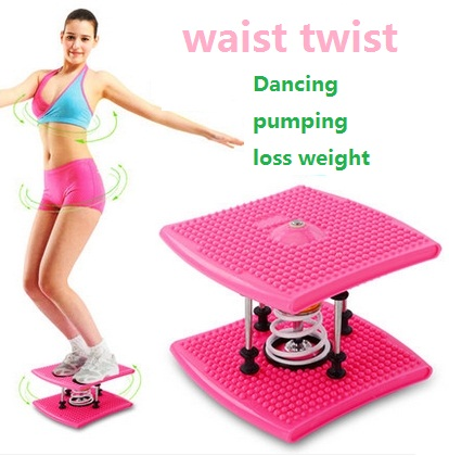 Home Fitness Dancing Twister/Twist Stepper Exercise Machine Fitness Gym Weight Work out Aerobic Body