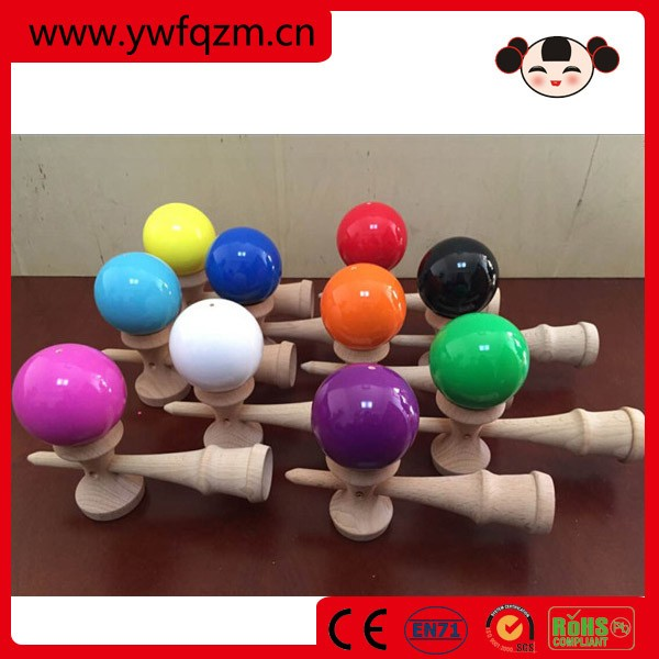 custom wood usa toy kendama