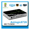 Android TV Box with DVB-T optional