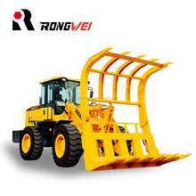 new condition 3 ton wheel type loader construction machinery earth moving loader