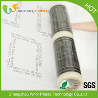 Alibaba Supplier Temporary Adhesive High Adhesion Plastic Protective Film For Cars
