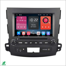 Car Navigation System android 6.0 Car DVD Player for Mitsubishi Outlander/Peugeot 4007 2007-2012/Citroen C-Crosser