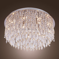 Good Selling Crystal Round Ceiling Lighting