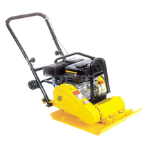 high quality Wacker type gasoline electric earth soil hand held vibratory plate compactor for sale