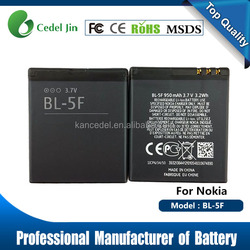 Cell phone accessory dry battery for nokia 6210n/6210s/6260s/6290/6710n