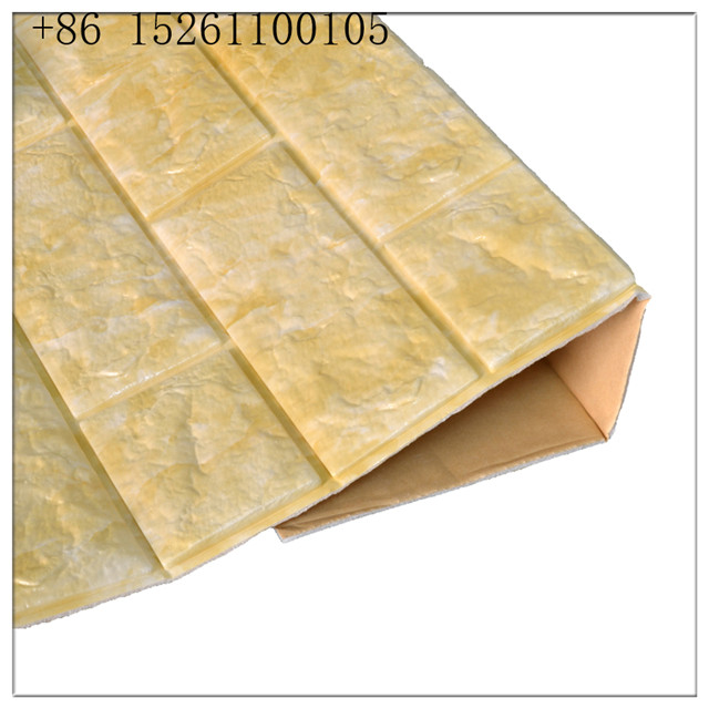 Interior Decoration Waterproof Self-adhesive 3d Pe Foam Wall Sticker Panels Anti Fouling Xpe Wall Paper For Bathrooms