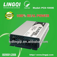 High peak surge power inverter 1kw lowest price with MOSFETs for RV, Automobiles