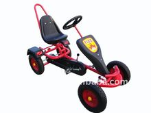Competitive price off road manual adult pedal go kart