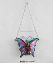 Beautiful Metal Iron Hanging Wall Butterfly Decoration
