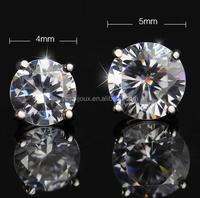 fashion cubic zirconia american diamond earring CZ diamond jewelry