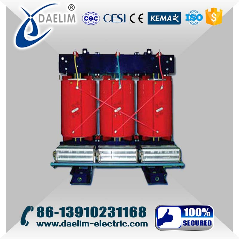 10kV 1600kVA Cast-resin Dry-type Transformer With High Frequency