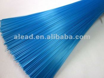 PVC plastic fiber for car washing brush, floor brush, etc