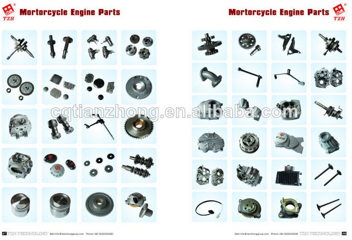 Horizontal engine of 90cc 4 stroke air-cooled engine for dirt bike from china