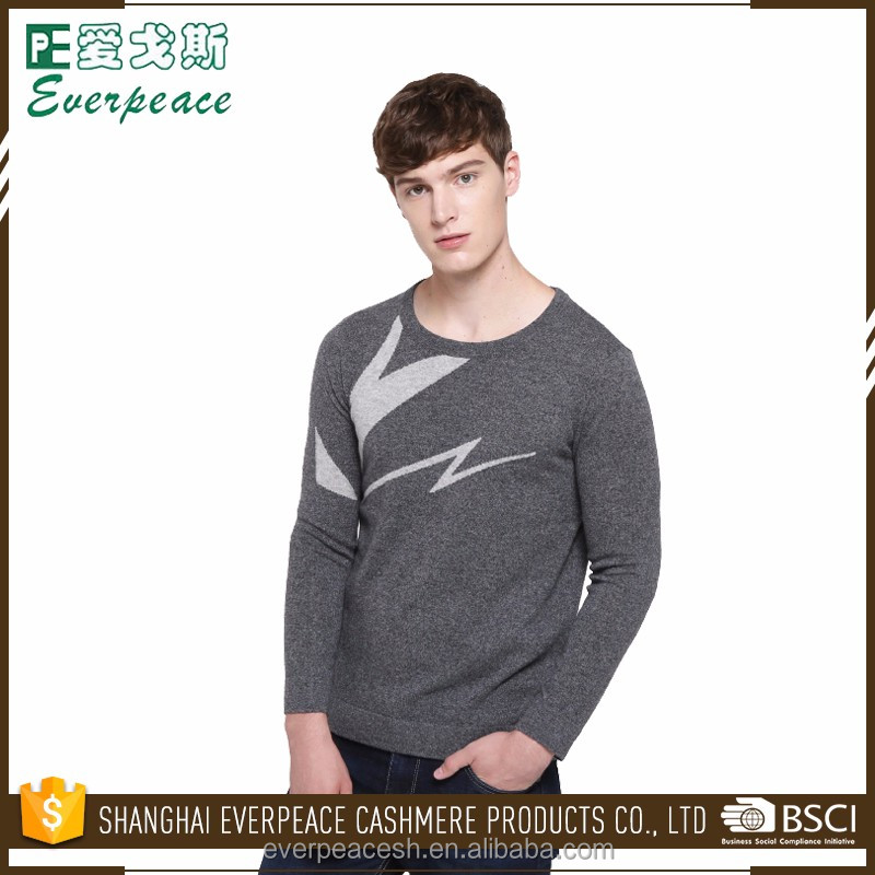 durable plus size sweater men export clothing