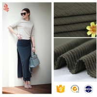global glaze new products tube rib knit fabrics