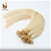 Wholesale 1g strand Straight 100 remy human keratin bonds ombre mini i tip hair extension for cheap
