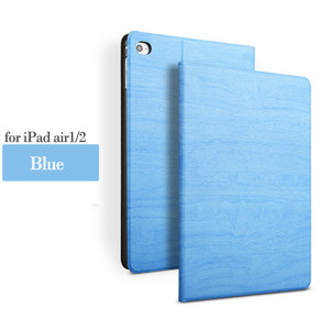 Folio Flip Business Smart Cover Leather Case for Apple iPad air 1 for air 2