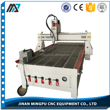 Automatic Round Carving Wood 3d Cnc Router Cnc Milling Machine