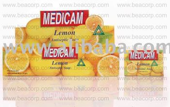 MEDICAM LEMON Antiseptic soap