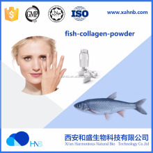 Organic fish collagen powder with private label