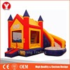 Cheap High Quality inflatable castle, Inflatable Bouncy Castle with Slide