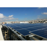Flat Roof PV Mounting System,Roof Mount Solar Tracking System,Solar Adjustable Roof Mounting System